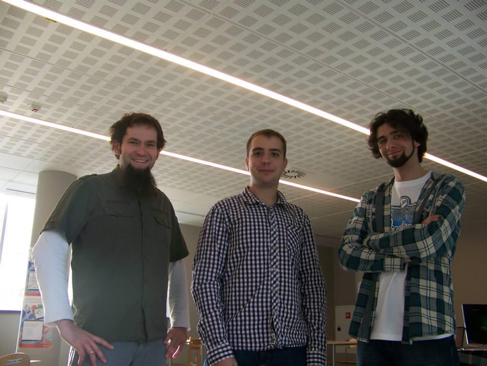 Pixel Frog Team