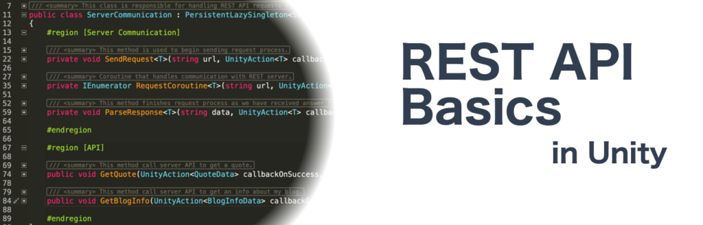 How to call REST API in Unity - Patryk Galach
