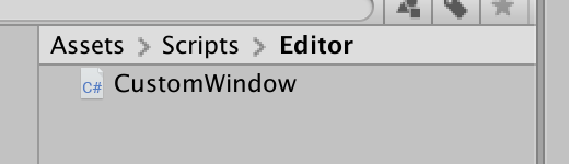 Custom Window in Unity - Patryk Galach