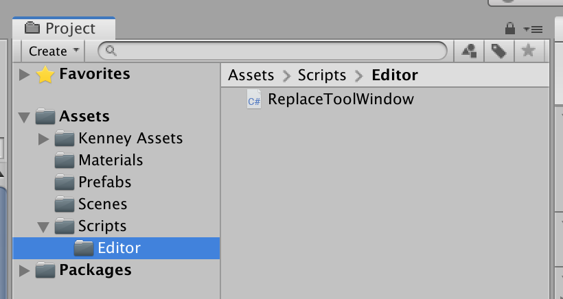 Creating Replace Tool in Unity for Level Designers - Patryk